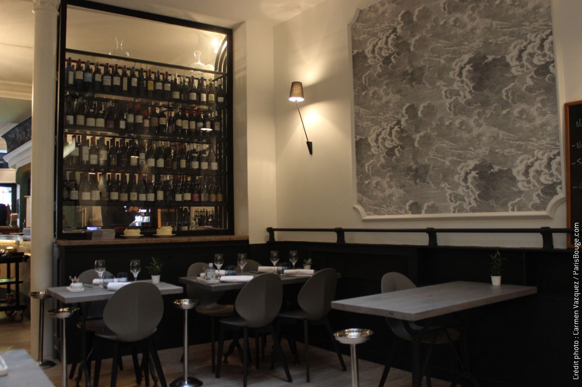 Maison De Cuisine Restaurant Rue Mondetour