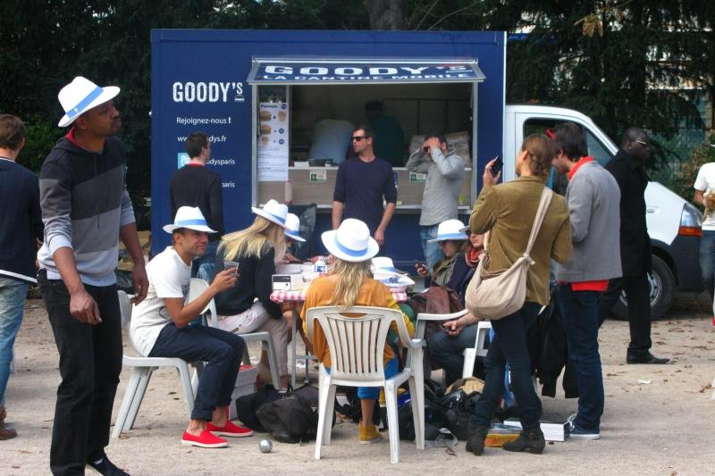 food truck goody's