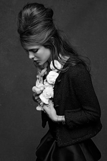 La petite veste noire - Charlotte Casiraghi