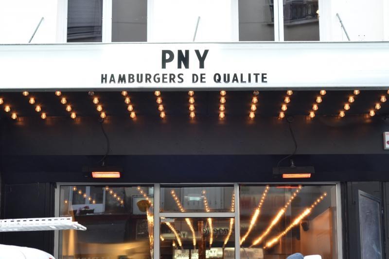 Resto burger Paris