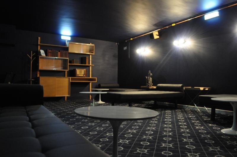 Atelier des Artistes bar cinema