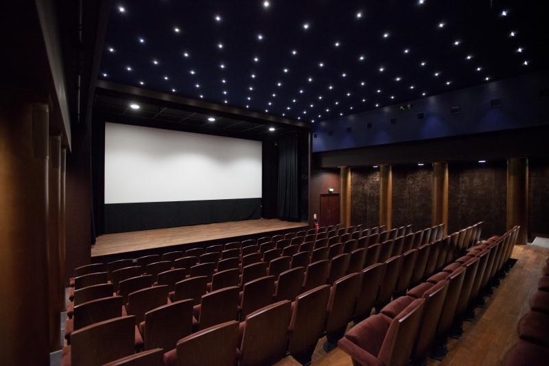 Louxor Cinema rénovation