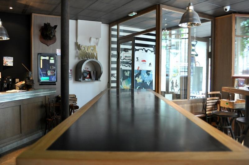 Restaurant La Pointe du Grouin, du Groin, Bretagne, Thierry Breton