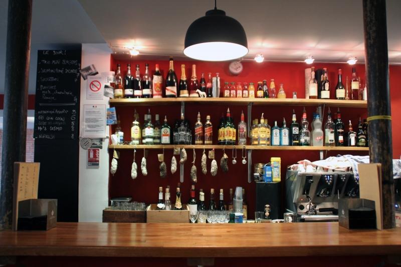 NoMa Nord Marais bar brasserie bistrot