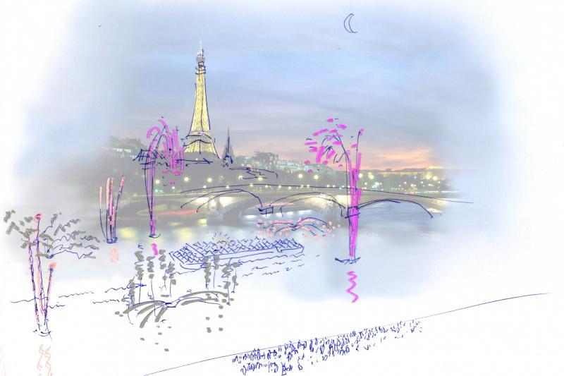 Nuit Blanche 2013 Paris