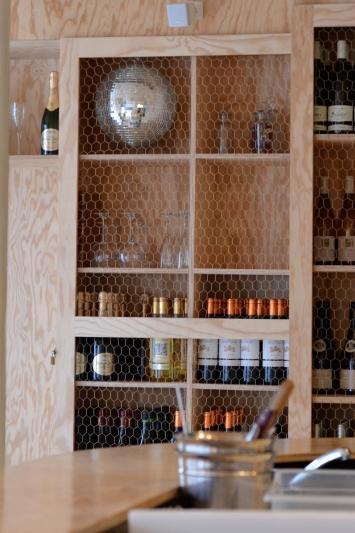 wood bar paris