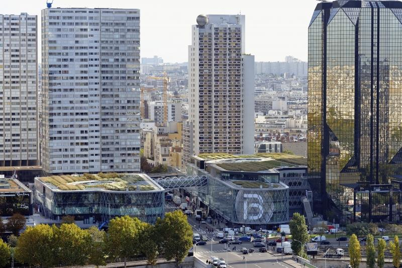 Beaugrenelle le centre commercial nouvelle g n ration - Liste magasin beaugrenelle ...