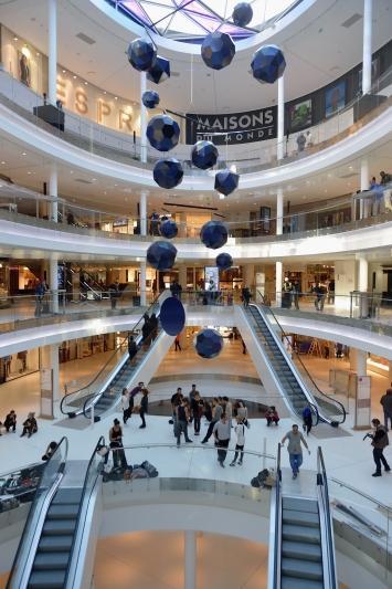 Beaugrenelle Le Centre Commercial Nouvelle G N Ration