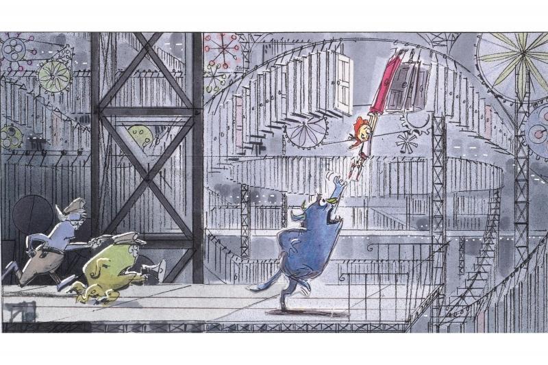exposition pixar paris