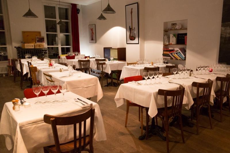 Restaurant Paris Chameleon