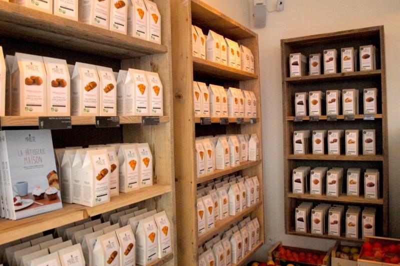 Café Marlette Paris gâteaux