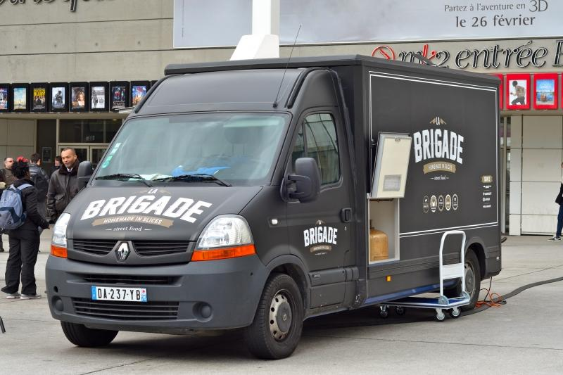 guide Food truck paris la brigade