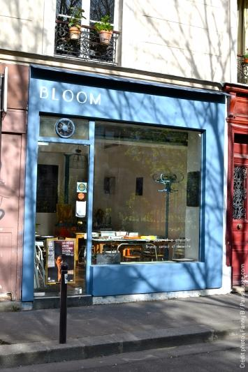resto bloom paris veggie
