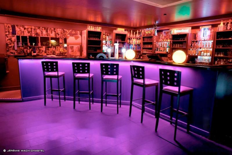 restaurant l'étage bar club paris sortir à paris