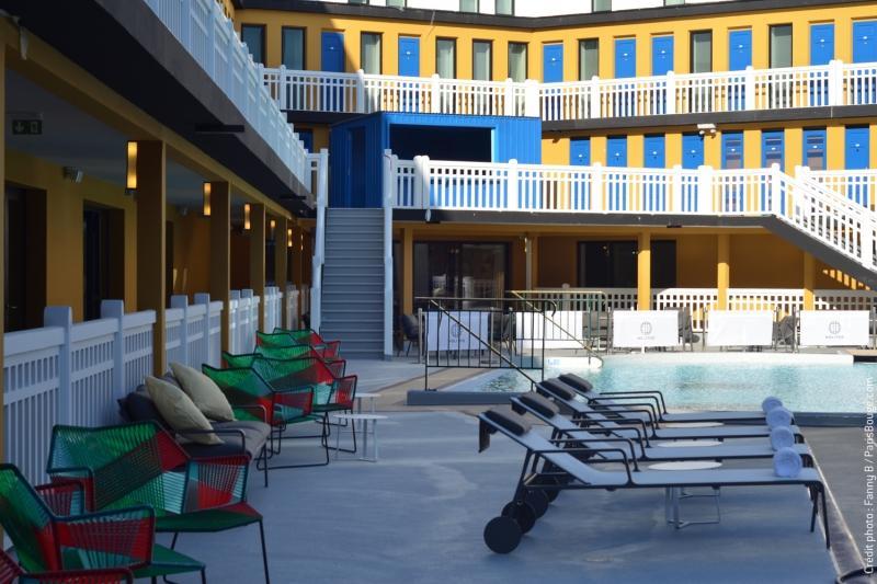 Molitor la piscine embl matique de la capitale rouvre ses for Bar la piscine paris 18