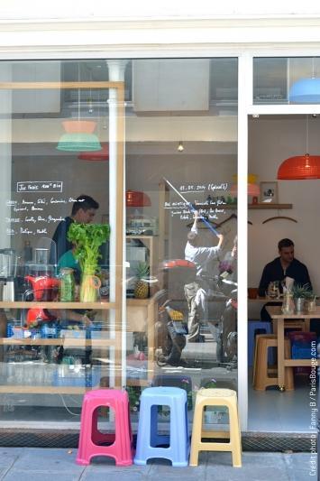 Jolie Restaurant Vietnamien A Paris