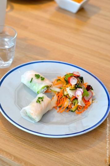 NEST Paris cantine vietnamien restaurant
