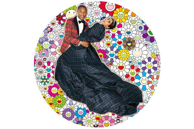 Expo pharrell williams concert paris