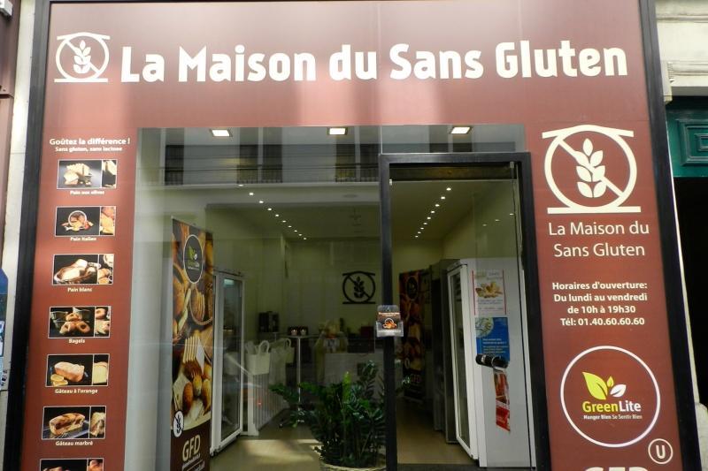 Maison du sans gluten paris boutique shop epicerie gluten free