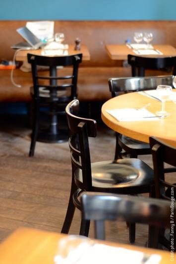 restaurant paris georgette resto