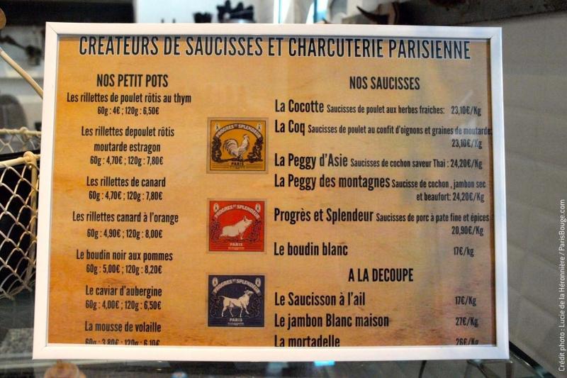 demory paris bar epicerie saucisses progres splendeur