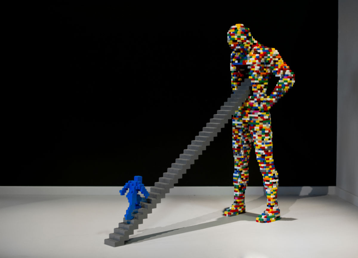 The art of the brick l 39 exposition lego fait son show for Porte de versailles salon lego