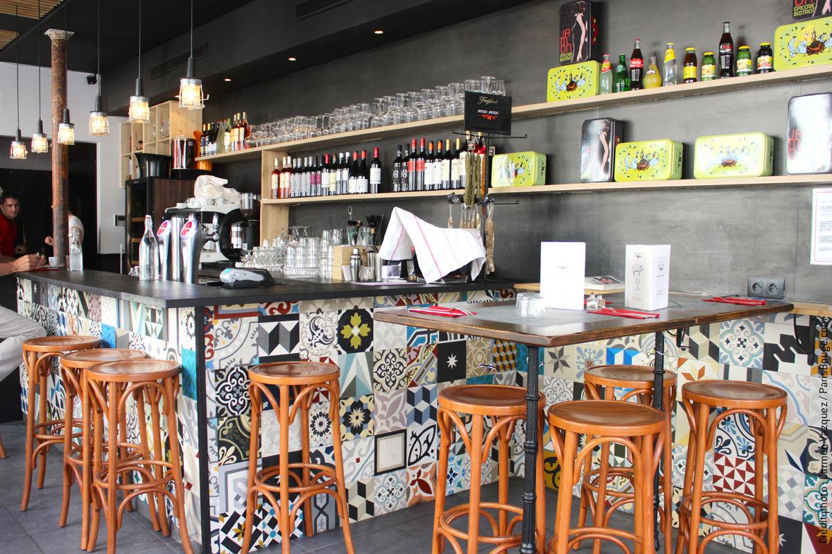 Restaurant Pata Negra Paris