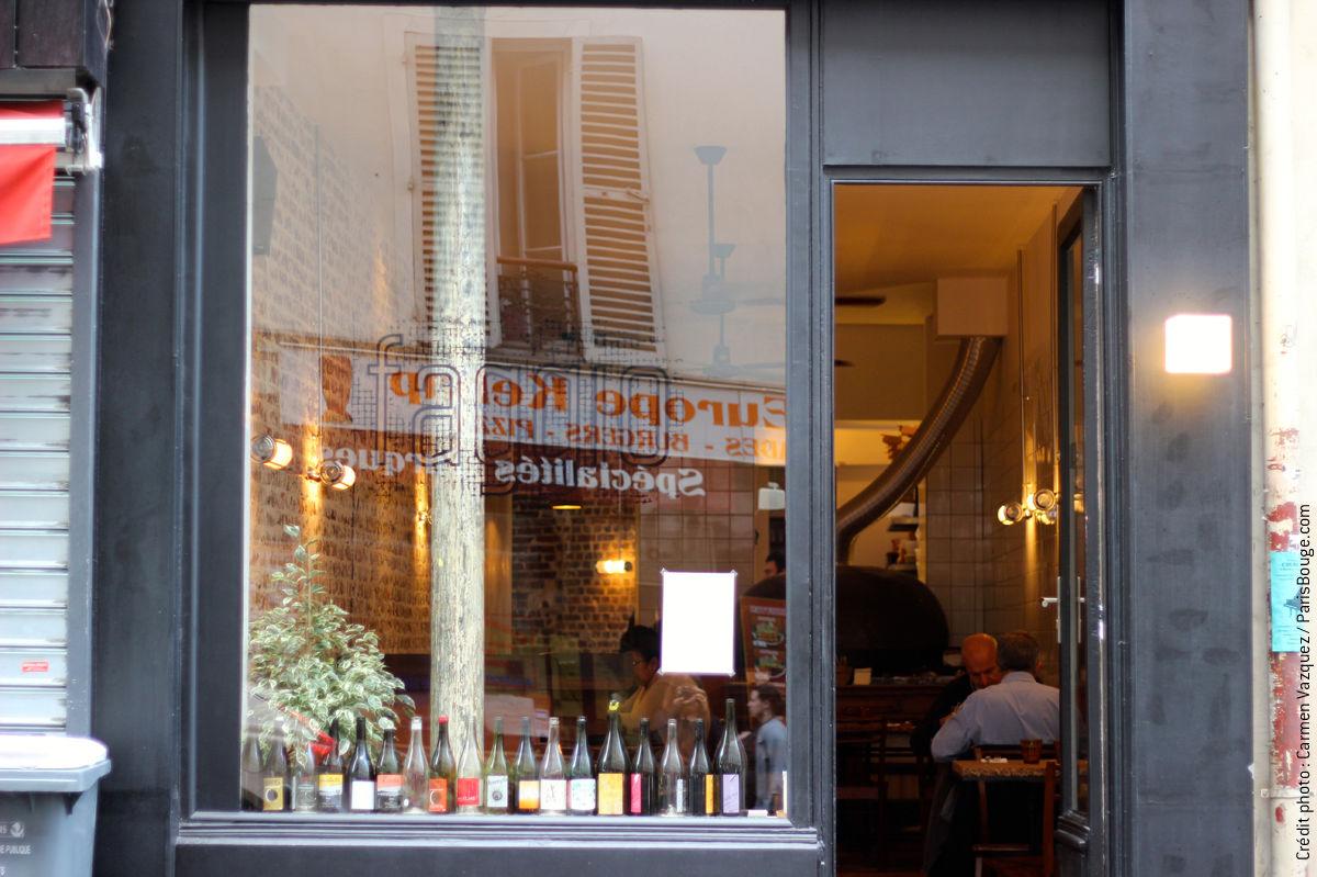 Restaurant Italienne Rue De Clichy