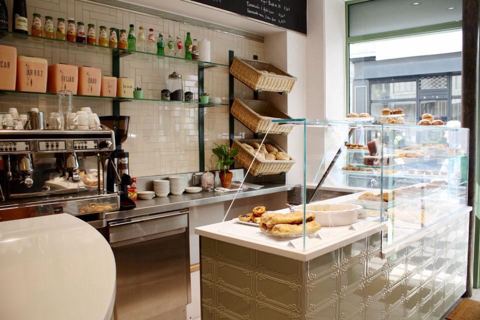 Donantonia pastelaria les douceurs du portugal deux pas - 13 rue de la grange aux belles 75010 paris ...