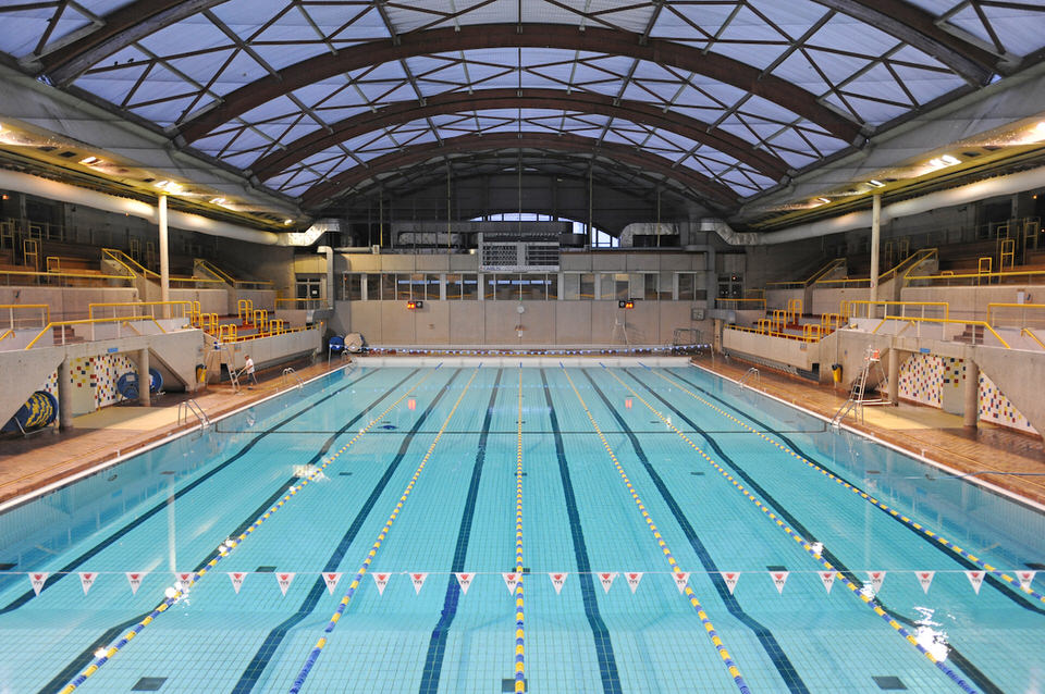 Les 10 plus belles piscines paris for Piscine georges vallerey