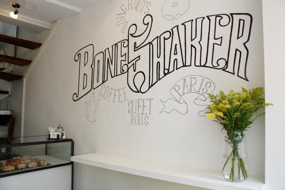 Unique Boneshaker Doughnuts rue d uAboukir Paris Sur place ou emporter donut partir de uac
