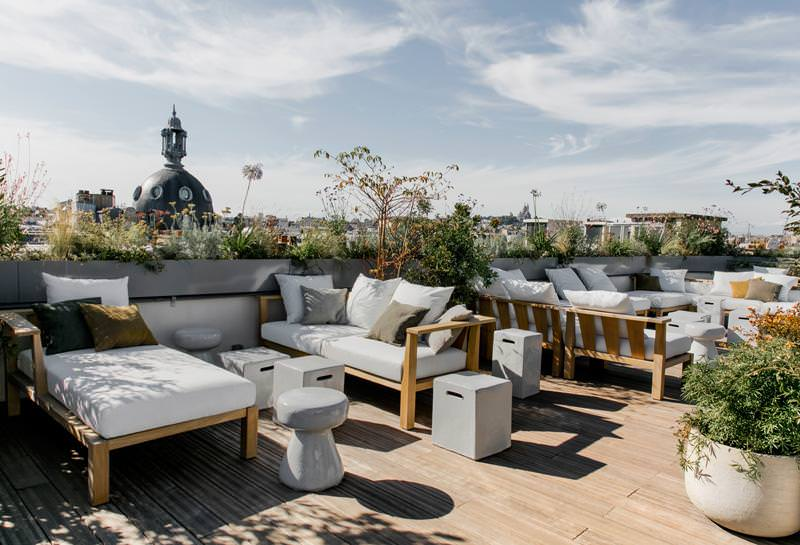 Rooftop paris les meilleurs rooftops paris for Bar exterieur paris