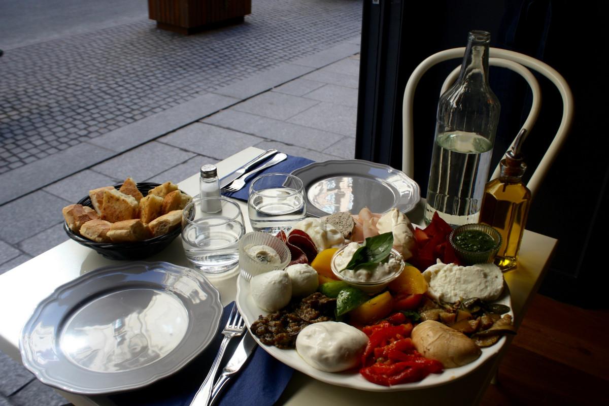 restaurant mozzarella paris