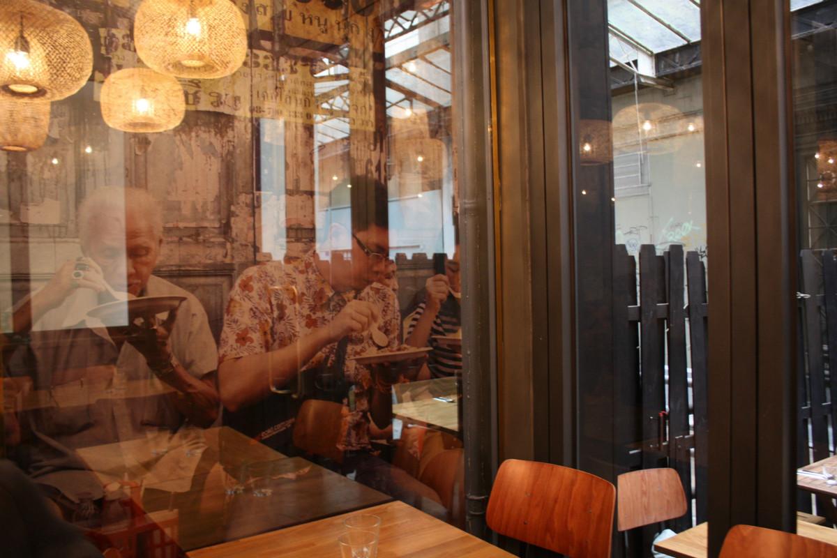 Restaurant Thai Kapunka Paris