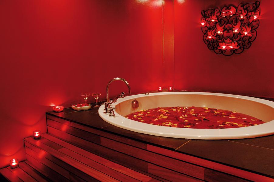 Top 5 des spas haut de gamme paris - Petale de rose bain ...