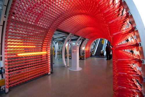 préservatifs au centre pompidou