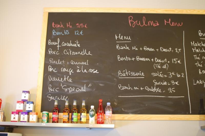 Restaurant Bulma paris