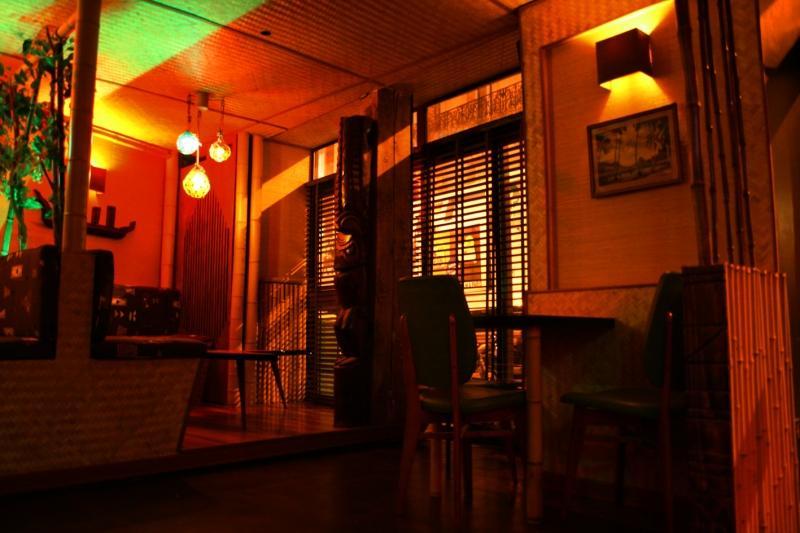 Bar Tiki Lounge